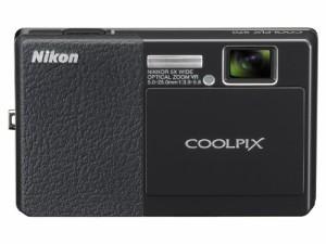 3616db33f7 Nikon デジタルカメラ COOLPIX (クールピクス) S70 マットブラック S70BK(新品未使用の