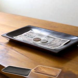 キャッシュトレイ 木彫り(2色展開) アジアン雑貨 バリ おしゃれ 木製 スパ サロン 高級感 玄関 鍵 カギ トレイ バリ雑貨 インテリア
