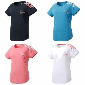 デサント DESCENTE 健康・ボディケアウェア レディース サンスクリーンハイゲージ Tシャツ DMWPJA52 2020SS [ポスト投函便対応]