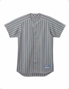 ゼット ZETT 野球ウェア  ユニフォーム用ストライプメッシュシャツ BU521-1329