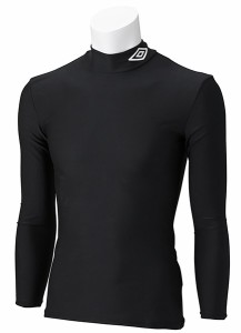 UMBRO(アンブロ)[L/Sコンプレッションシャツ UAS9300]サッカーゲームシャツ・パンツ