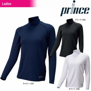 38644f41b11ad プリンス Prince テニスウェア レディース スタイリングインナー ロングスリーブシャツ UW820 2017FW[ポスト投函便