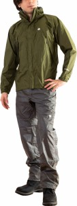 Canadian East カナディアンイースト アウトドア レインウェア メンズ 上下セット Rain Wear Mens 雨具 レインスーツ 合羽 カッパ アウト