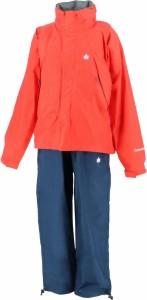 Canadian East カナディアンイースト アウトドア レインウェア ジュニア 上下セット Rain Wear Jr 雨具 レインスーツ 子供 子ども キッズ