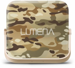 LUMENA(ルーメナー) アウトドア 充電式LEDランタン LUMENA7 ルーメナー7 迷彩グリーン キャンプ アウトドア 防災グッズ LU