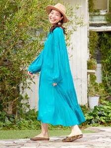 チャイハネ 公式 《ボヘイピワンピース》 エスニック アジアン  ファッション ワンピース IDS-9401