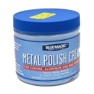 ブルーマジック メタルポリッシュクリーム 00550  ポリ缶 550g  ジャパンゼネラル