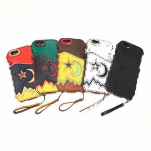 【40%OFF!】レザーiPhone6/6sケース OJAGADESIGN(オジャガデザイン) RANA I6-M02 革製品 アイフォンカバー レザー