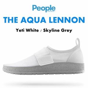 People footwear ピープル フットウェア サンダル ウォーターシューズ < The Lennon Chiller >メンズサンダル カラー: Yeti White / S