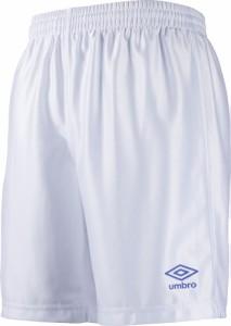 UMBRO(アンブロ) プラクティスパンツホワイト×ブルー (ds-ubs7030p-wbu) ユニフォーム プラクティスシャツ ゲームシャツ・パンツ サ