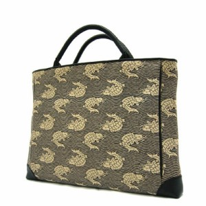 京都 あらいそ 西陣織名物裂 ハンドメイドA4バッグ 【受注製作:注文から約一ヶ月かかります】