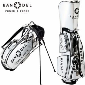 BANDEL バンデル 9型 スタンドバッグ golfbag シルバー 19GBS 【新品】19 スタンド式 キャディバッグ メンズ 男性 レディース 女性 軽量