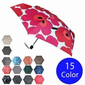 母の日 ギフト マリメッコ 傘 レディース メンズ 折り畳み傘 アンブレラ 折りたたみ傘 雨傘 日傘 全14色 名入れ可有料 ネーム入れ プレゼ