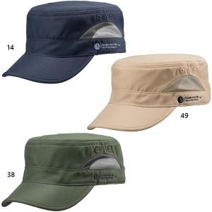 ミズノ メンズ エアリーワークキャップ 帽子 サイドメッシュ アウトドア トラベル 旅行 調節可能 送料無料 Mizuno B2JW0004