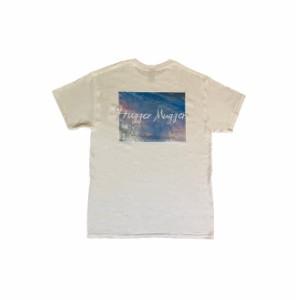 ハガーマガー(HUGGER MUGGER)バックプリントTシャツ