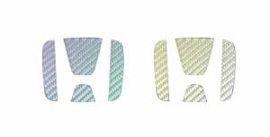 【2日〜9日はポイント10%】ハセプロ マジカルカーボン リアエンブレム専用 ホンダ6 マジョーラカラー(CEH-6AD)