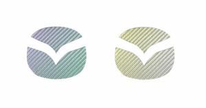 【2日〜9日はポイント10%】ハセプロ マジカルカーボン リアエンブレム専用 マツダ マジョーラカラー(CEM-3AD)
