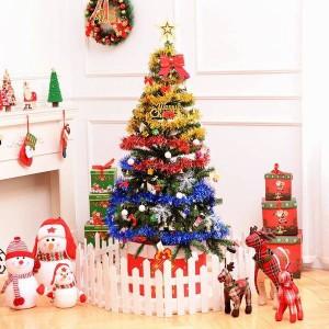 クリスマスツリー 飾り ボール オーナメント 付き セット 高さ1.5Mパーティー Party 手作り クリスマスグッズ 北欧 おしゃれ 組立簡単 家