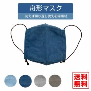舟形 布マスク マスク 重ねマスク 二重マスク mask 洗える 繰り返し使える フィルター 取り付け可能 MR-MCCM