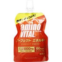 アミノバイタル パーフェクトエネルギー 130g 味の素 スポーツドリンク ゼリー飲料 アミノ酸飲料 アミノ酸ドリンク エネルギー補給 ※