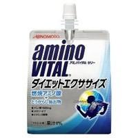 アミノバイタルゼリー ダイエットエクササイズ 180g 味の素 スポーツドリンク アミノ酸ドリンク スポーツ飲料 カロリー消費 ゼリー飲料