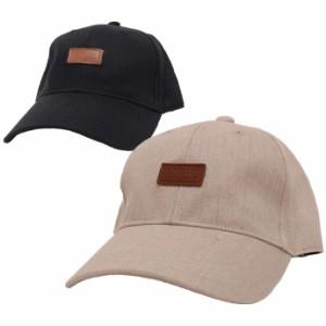 帽子 メンズ キャップ EDWIN エドウイン 6方メッシュキャップ ヘビーリネンツイル exas