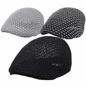 ハンチング ハンチング帽 帽子 メンズ レディース ジャガードサーモエッグ exas