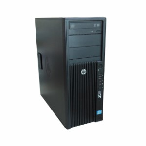 [MS Office 2003Personal]HP Z210 Workstation Xeon E3-1270 メモリ8GB HDD500GB×2 DVDマルチ RX460 [本体のみ] 送料無料