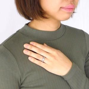 刻印無料 ハワイアンジュエリー スクロールエアルームリング 【指輪/ステンレスリング/ノンアレルギー】
