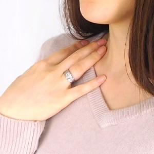刻印無料 ハワイアンジュエリー マイレリーフリング 【指輪/ステンレスリング/ノンアレルギー】