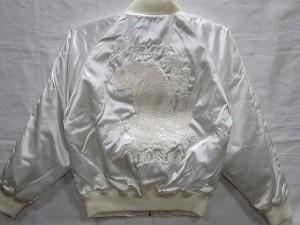 スカジャン 竹虎 日本製本格刺繍のスカジャン
