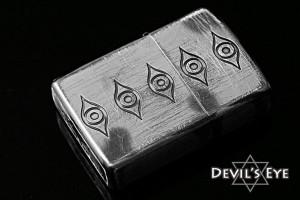 Zippo ジッポー Devil's Eye 2UDS-EYE5