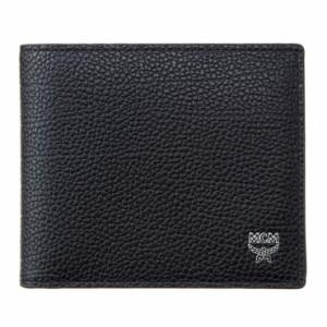 dddcaca4249389 MCM エム シー エム MXS8SOT05BK001 二つ折り財布 ブランド【送料無料】
