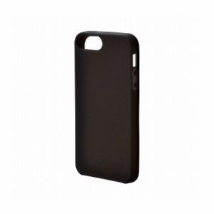 68790fa9d2 エレコム iPhone SE用シリコンケース PM-A18SSCBK(代引不可)