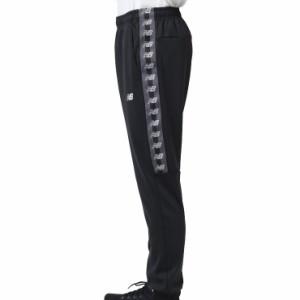 a2c039d6a0cd2 ニューバランス ウォームアップパンツ JMTP9217 ジャージ パンツ ズボン ブラック メンズ ランニング スポーツ ウェア【送料無料