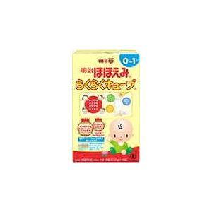 明治(乳業) ほほえみらくらくキューブ 16袋入リ 特別用途食品