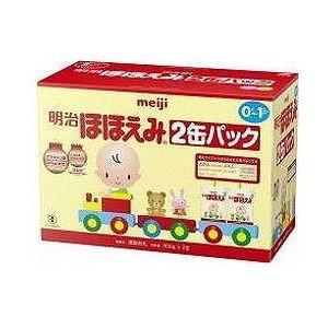 明治(乳業) 明治ほほえみ2缶パック 800Gx2 特別用途食品【送料無料】