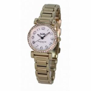 c82088f7e5c5 COACH コーチ 新作 腕時計 レディース 14502852 MADISON ウォッチ ブランド プレゼント ギフト【送料無料】の