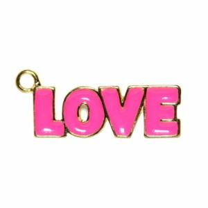 4.LOVE:ピンク
