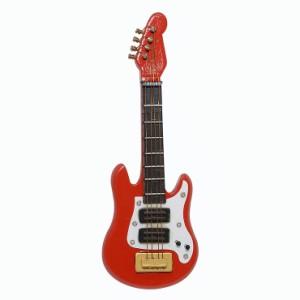 4.エレキギター/レッド