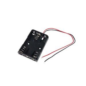 OHM 電池ケース UM4X3 00-1837 オーム電機