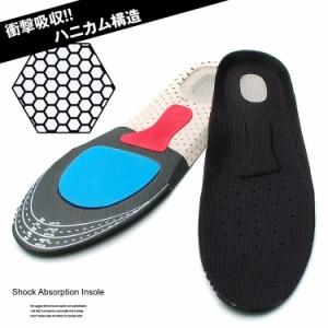 【ポイントUPフェスクーポン利用可】靴 シューケア用品 メンズ SB select シルバーバレットセレクト 衝撃吸収 ハニカム構造インソール BL