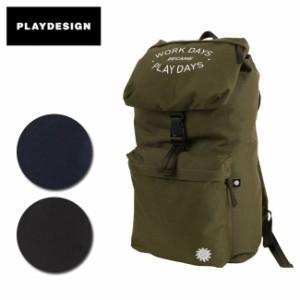 PLAYDESIGN プレイデザイン バックパック P01 PLAYPACK PL-BAG001 【カバン】