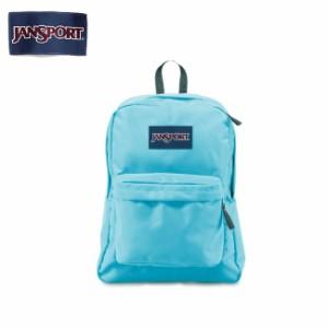 c0e860c3b0c7 ジャンスポーツ jansport SUPERBREAK(スーパーブレイク) Blue Topaz T5010DC 【カバン】 リュック バックパ