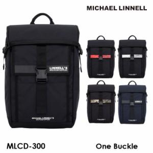 4096e6ee52 MICHAEL LINNELL マイケルリンネル リュック バックパック バッグ メンズ レディース ビジネス One Buckle バックパック  リュック