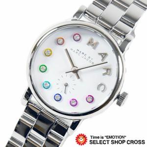 57d5f14be708 MARC BY MARC JACOBS マークバイマークジェイコブス 腕時計 Baker ベイカー ホワイト/シルバー MBM3423
