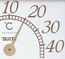 タニタ オフィスキング温湿度計 5485 #21