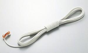 テント用自在付ロープ450cm 2本組 CAPTAIN STAG M-8733 #29