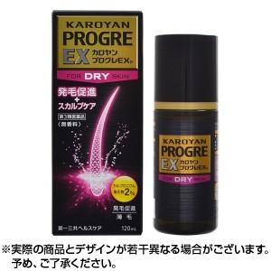 """""""【第3類医薬品】 カロヤン プログレ EXドライ 120ml""""_Wowma!"""