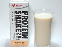 プロテインシェイク 200mlx24本 【送料無料/PROTEIN SHAKE/Kentai(ケンタイ)/健康体力研究所】